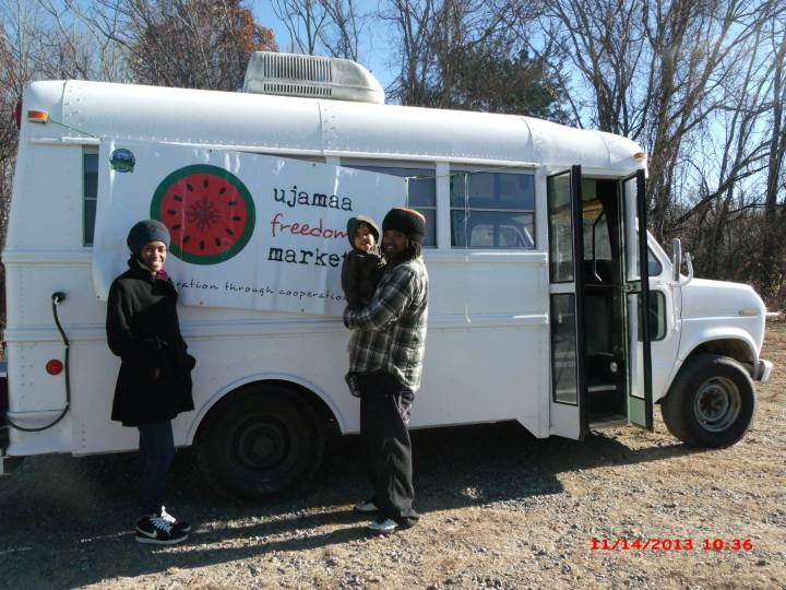 ujamaa mobile market bus