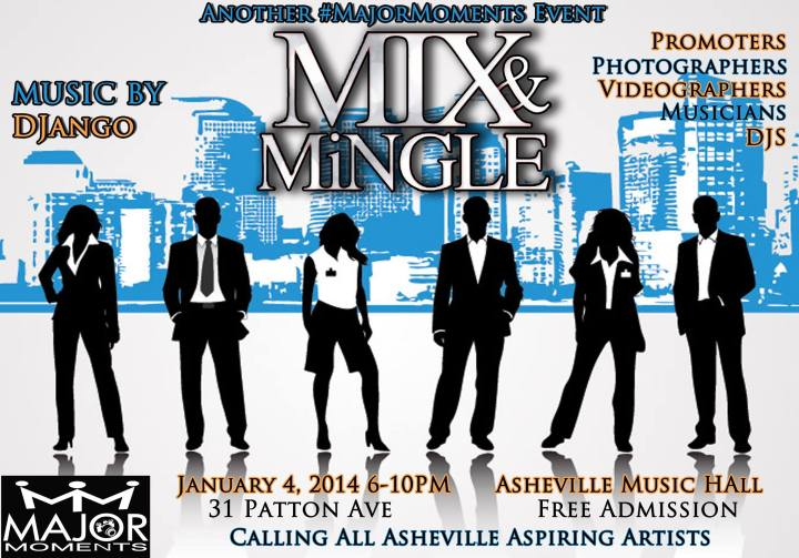 mix and mingle asheville