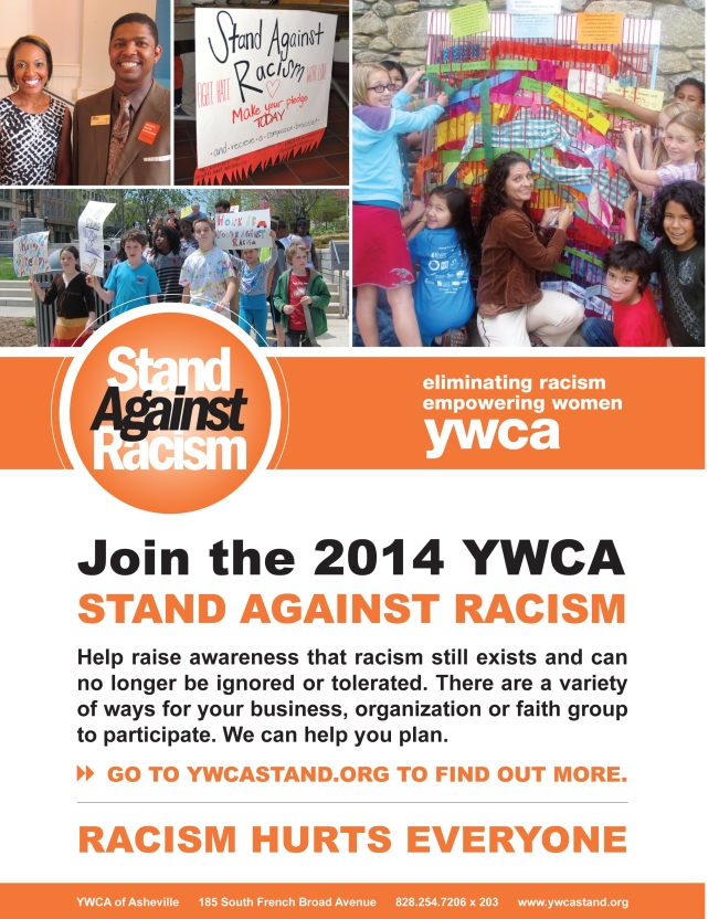YWCA Stand Against Racism