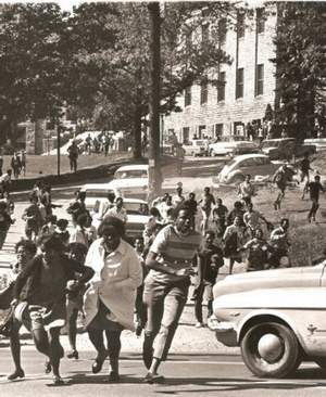 Asheville High School Desegregation 1970