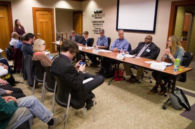 asheville city council candidates