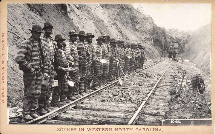 building the railroad in wnc
