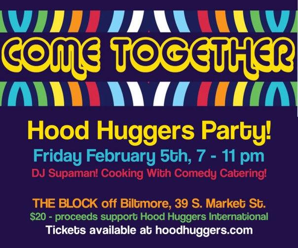 hood huggers party