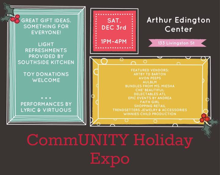 community-holiday-expo