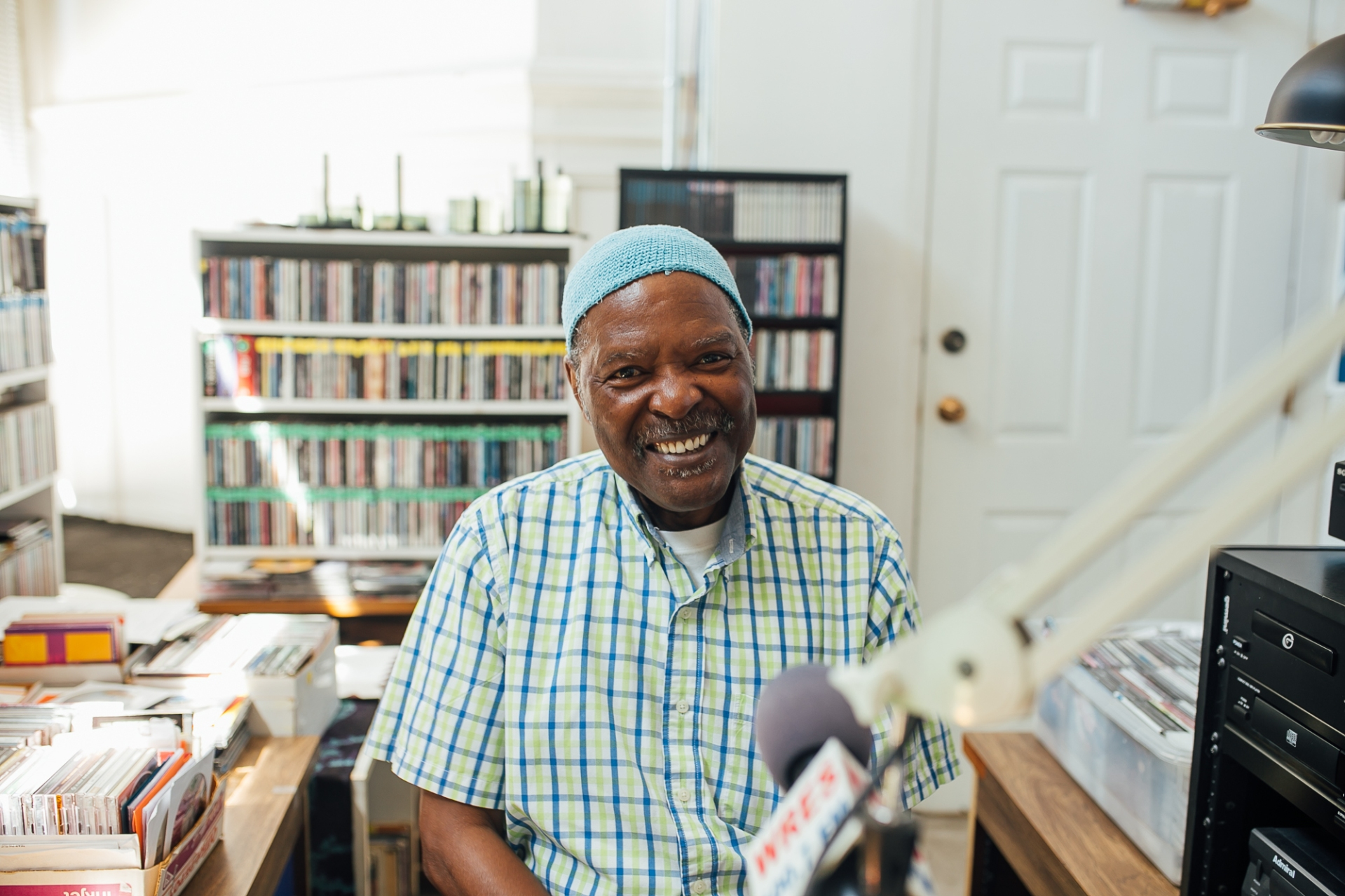 Elder John R. Hayes WRES FM Community Action