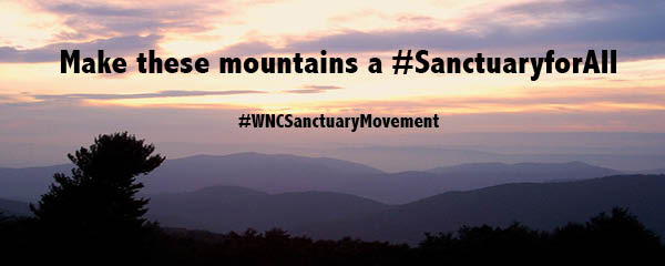 WNC Sanctuary Movement