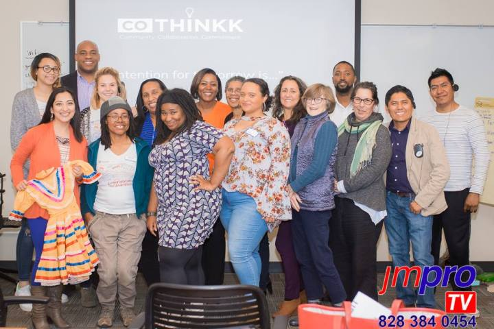 CoThinkk advances community action towards collective liberation