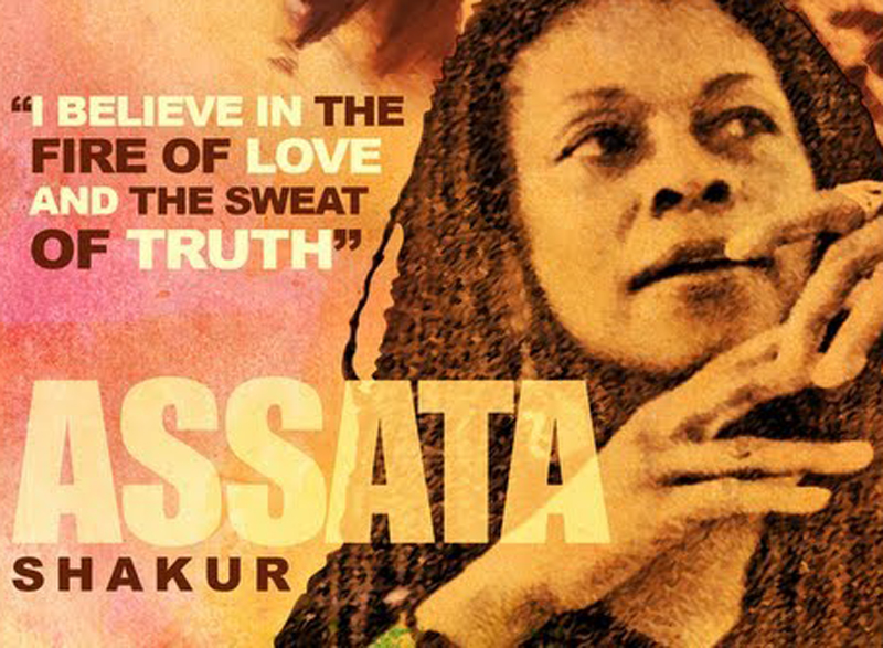 I believe in the fire of love and the sweat of truth - Assata Shakur