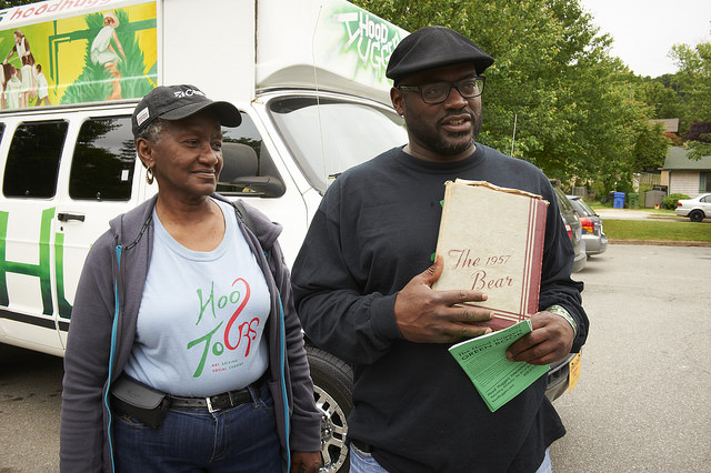Black history in Asheville highlighted on Hood Tours community action and cultural diversity.
