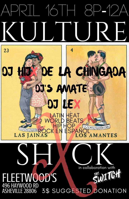 Kulture ShXck a LatinX