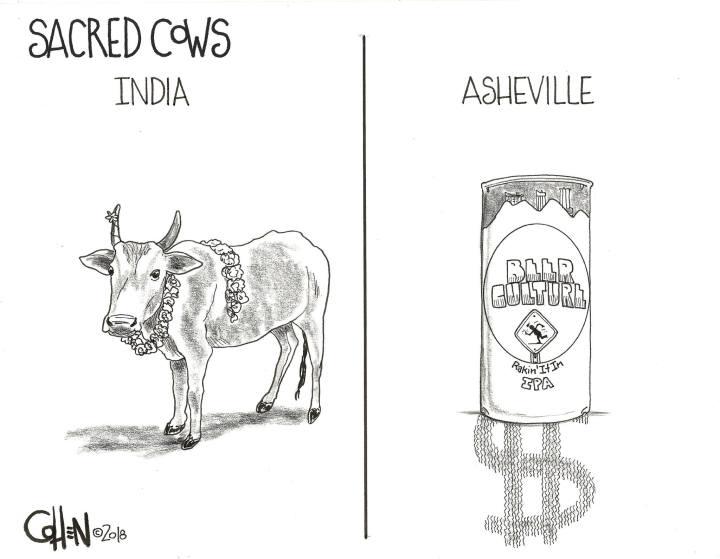 Asheville Beer Culture