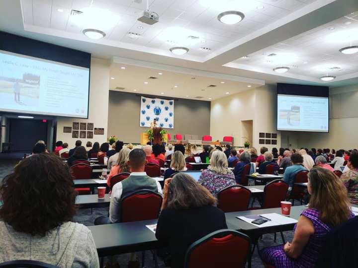 Conference-photo by Amanda Jo Cary