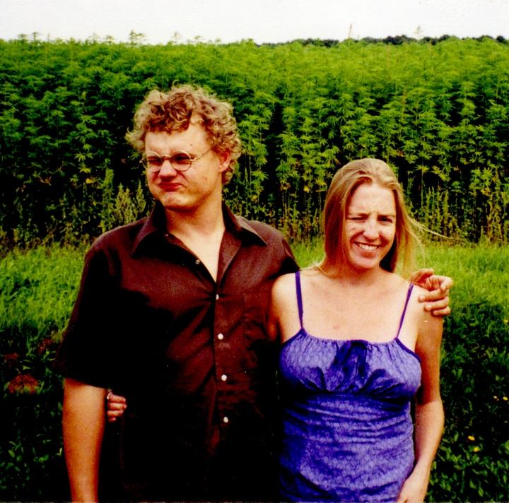 Krekel and Whoa Weed Field
