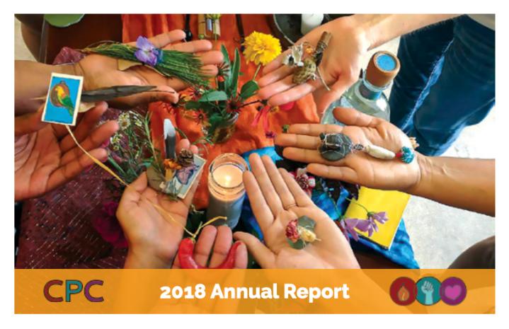 cpc annual report