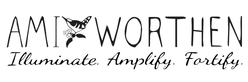 Ami Worthen logo